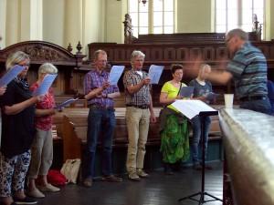 160508c Zangmiddag Nieuwe Kerk